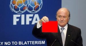 Sepp Blatter geht auf Distanz zu Joseph Blatter