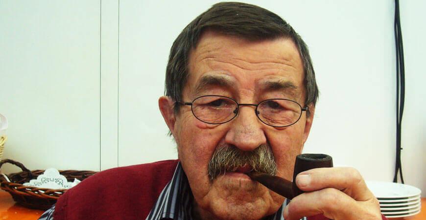 Ist Günter Grass jetzt Ghostwriter