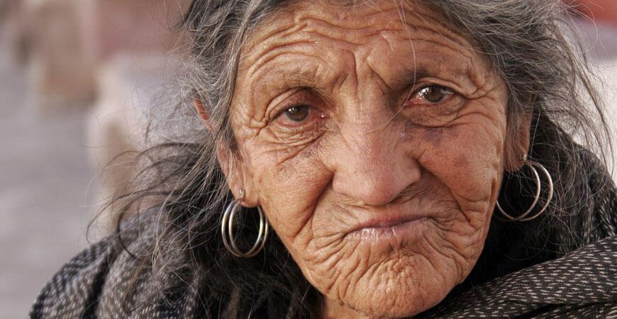 Zahnpflege im Alter: Die richtige Zahnpflege fr Senioren