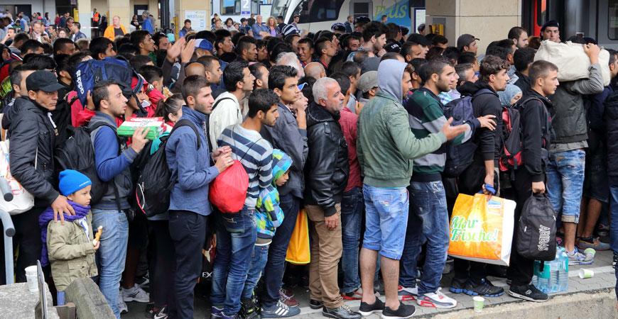 Flüchtlinge dürfen Status behalten