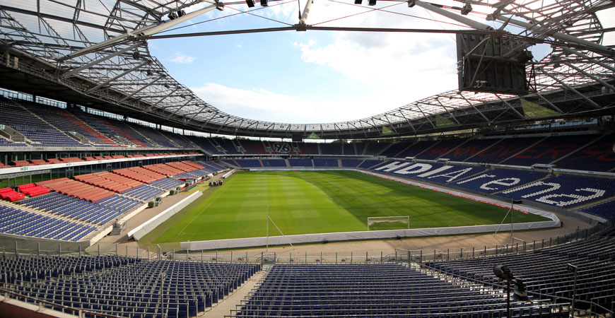 hdi Stadion Hannover