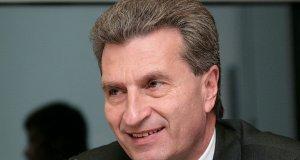 """""""Günther Oettinger ist eine Langnase"""""""